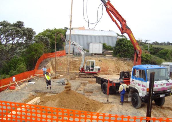 hole drilling whangarei