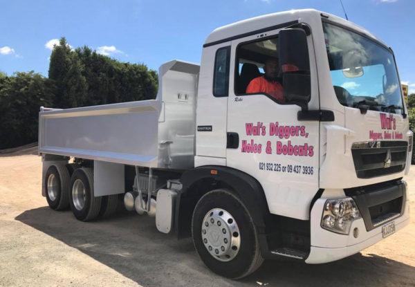truck hire whangarei