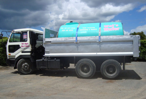water delivery whangarei